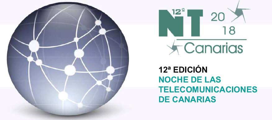 12 edicion de la Noche de las Telecomunicaciones